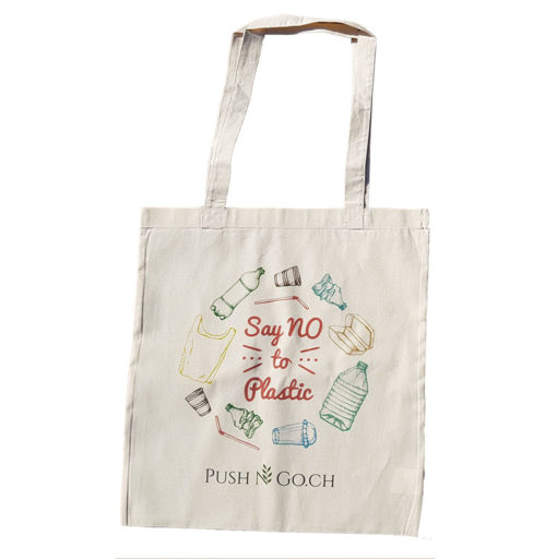 Tote Bag No Plastic